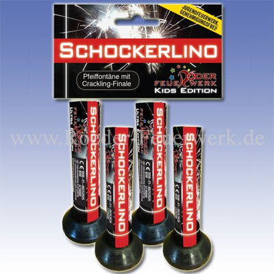 Schockerlino Jugendfeuerwerk Jugendfeuerwerk Röder Feuerwerk