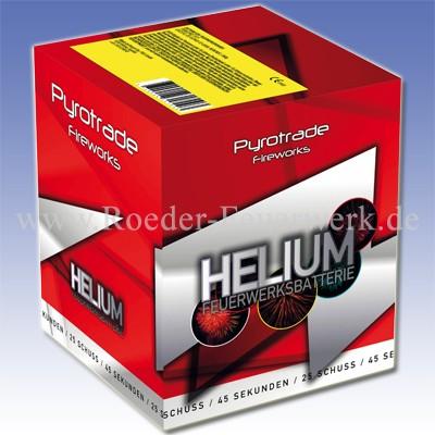 Helium Batteriefeuerwerk pge pyrotrade