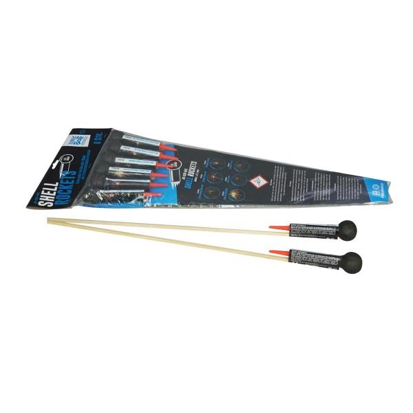 Shellrockets Cal. 38mm von Argento Feuerwerk im Röder Feuerwerk Shop bestellen