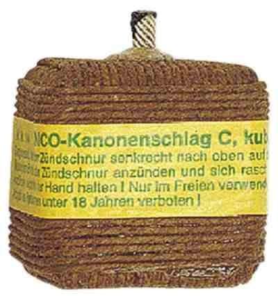 Kub. Kanonenschlag C 10er- Pack Knallartikel Kanonenschläge Nico Feuerwerk