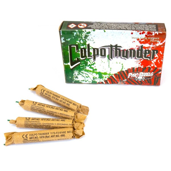 Geisha Rubro Colpo Thunder Böller online kaufen