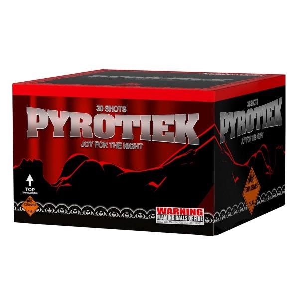 Cake 16- 2 4er- Kiste Batteriefeuerwerk Heron Feuerwerk