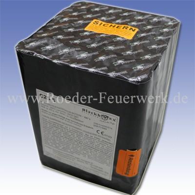 C25-5 Kategorie F3 Batteriefeuerwerk Blackboxx Fireworks