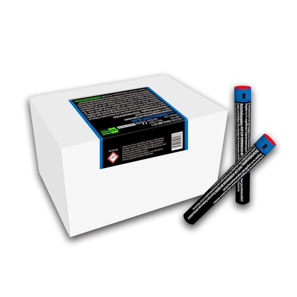 Figurenlicht raucharm blau Bühnenfeuerwerk Figurenlichter Blackboxx Fireworks