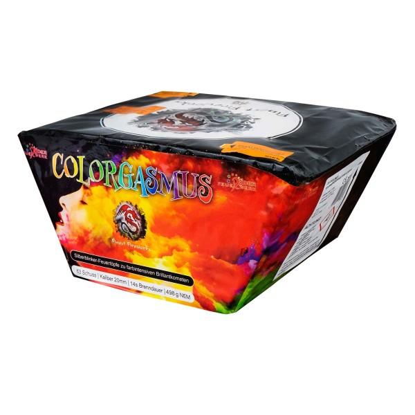 Feuerwerkskörper Colorgasmus von Röder Feuerwerk