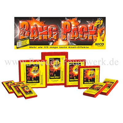 Bang Pack Knallartikel Knallsortimente Nico Feuerwerk