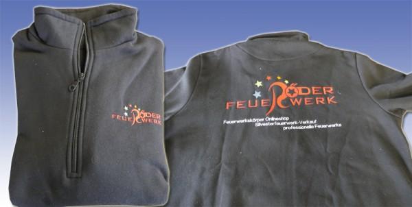 Pullover Röder Feuerwerk Merchandising Werbemittel Röder Feuerwerk