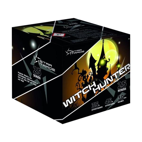 Professional Witch Hunter Feuerwerksbatterie von Startrade Feuerwerk