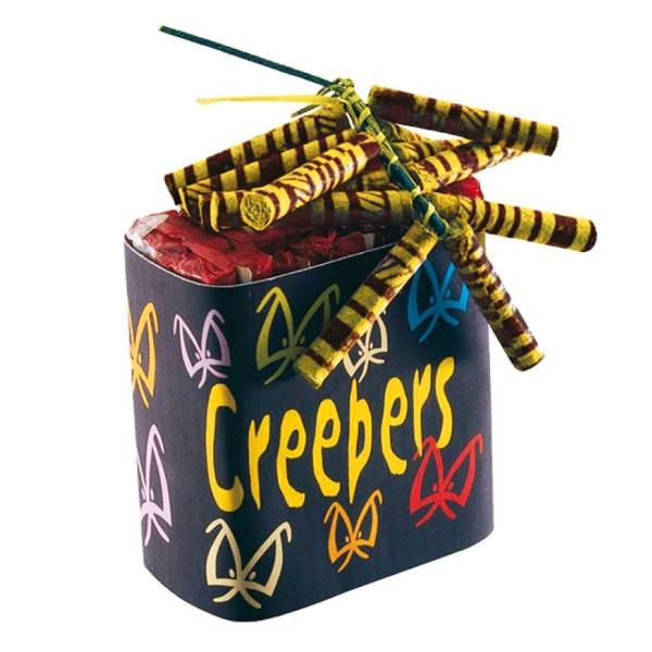 Creepers Leuchtfeuerwerk Fontänen Lesli Feuerwerk