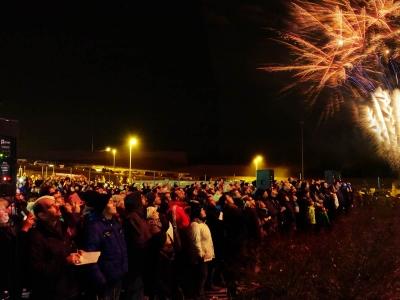 Silvesterfeuerwerk Test für alle Feuerwerk-Fans, sehen Sie live die Feuerwerksneuheiten der aktuellen Saison.