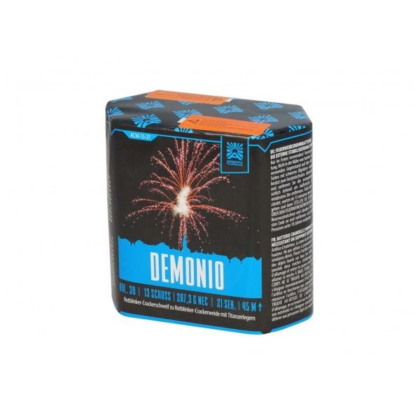 Feuerwerksbatterie Demonio von Argento Feuerwerk im Shop bestellen