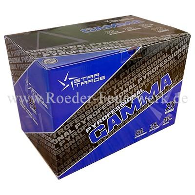 Professional GAMMA Batteriefeuerwerk Startrade Startrade