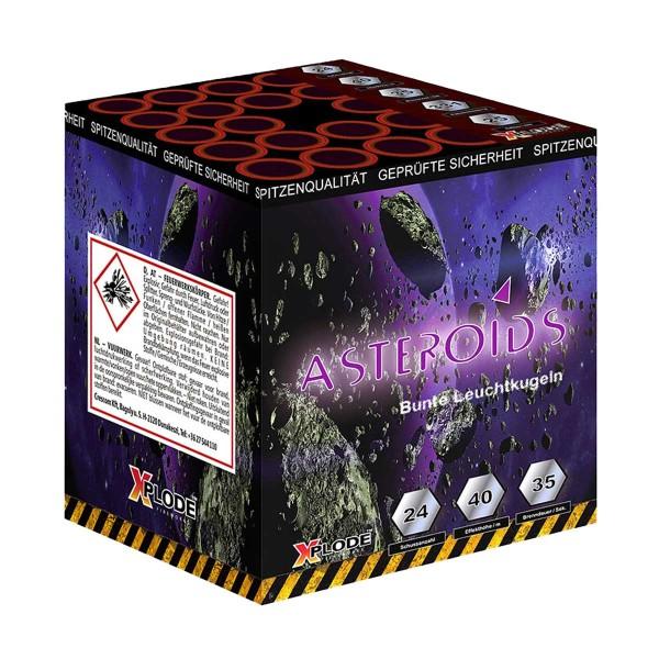 Asteroids Batteriefeuerwerk Xplode Feuerwerk
