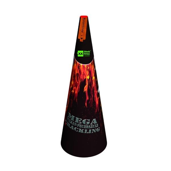Mega- F3- Vulkan Crackling Kategorie F3 Leuchtfeuerwerk Blackboxx Fireworks
