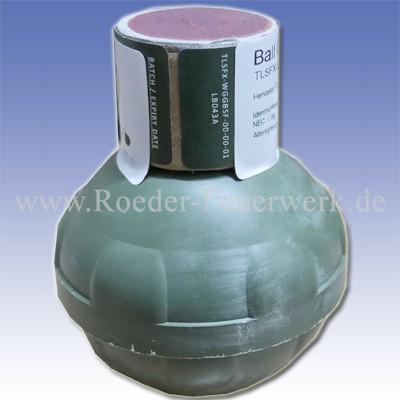 Ball Grenade Pulver Bühnenfeuerwerk Paintball TLSFx