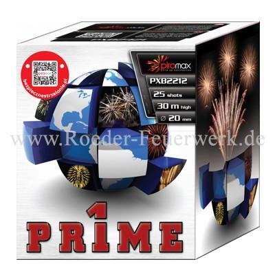 Prime Batteriefeuerwerk Piromax