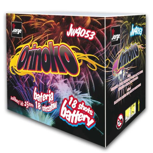 Orinoko Batteriefeuerwerk Jorge Feuerwerk