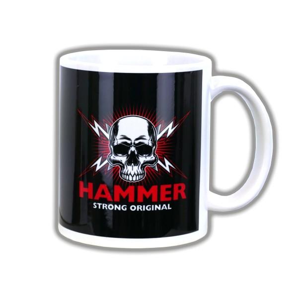 Merchandising Tasse von GAOO mit HAMMER Logo