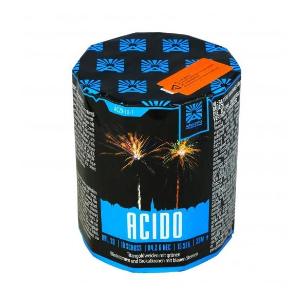 Acido von Argento Feuerwerk im Feuerwerk Shop kaufen