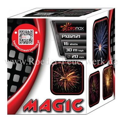 Magic Batteriefeuerwerk Piromax