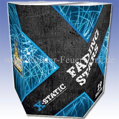 Fading Stars 2er- Kiste Batteriefeuerwerk evolution Feuerwerk