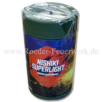 Nishiki Superlight Bühnenfeuerwerk Bengalfeuer Nishiki