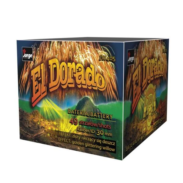 Eldorado Kategorie F3 Batteriefeuerwerk Jorge Feuerwerk