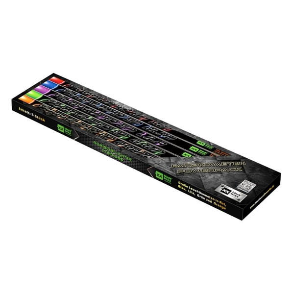 Römische Lichter Farbkometen Powerpack von Blackboxx