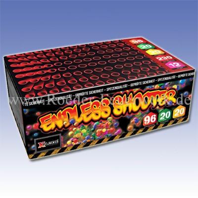 Endless Shooter Batteriefeuerwerk Xplode Feuerwerk