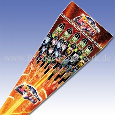 Thunderworld/ Pyro World Raketen und Sortimente Raketensortimente Nico Feuerwerk