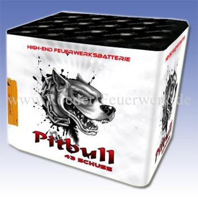 Pitbull Batteriefeuerwerk Blackboxx Fireworks