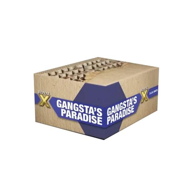 Gangstas Paradise Verbundfeuerwerk Lesli Feuerwerk