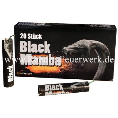Black Mamba Knallartikel Knaller und Frösche PyroFactory