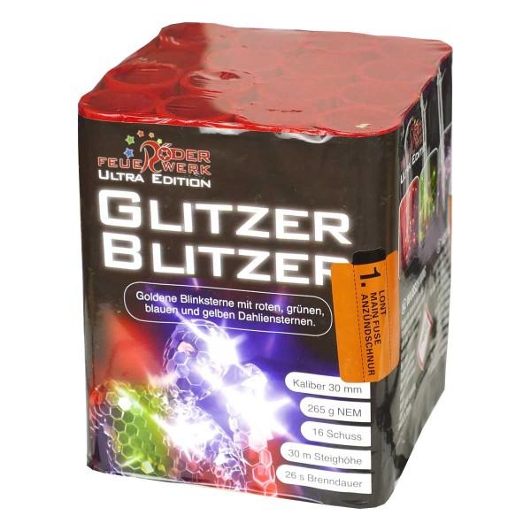 Glitzer Blitzer Batteriefeuerwerk Röder Feuerwerk