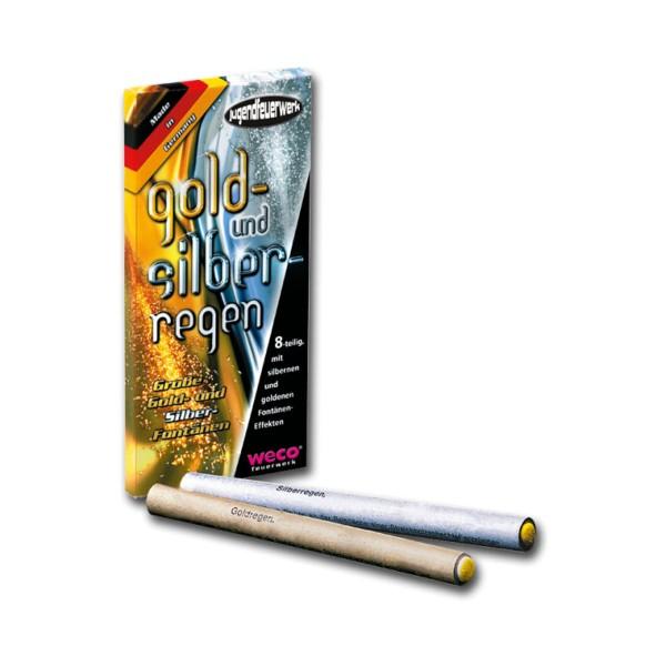 Gold- und Silberregen groß Jugendfeuerwerk Jugendfeuerwerk Weco Feuerwerk