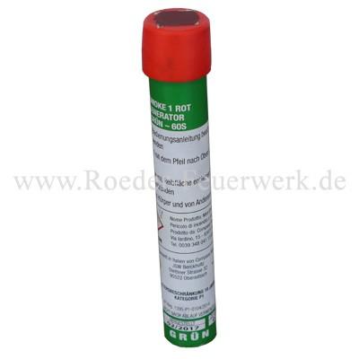 JGWB Rauch-Handfackel Grün (Mini Smoke) Bühnenfeuerwerk Paintball JGW Berckholtz