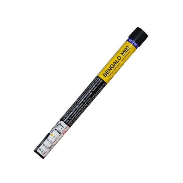 Funke Bengalo M80 Gelb Starklicht-Bengalfackel