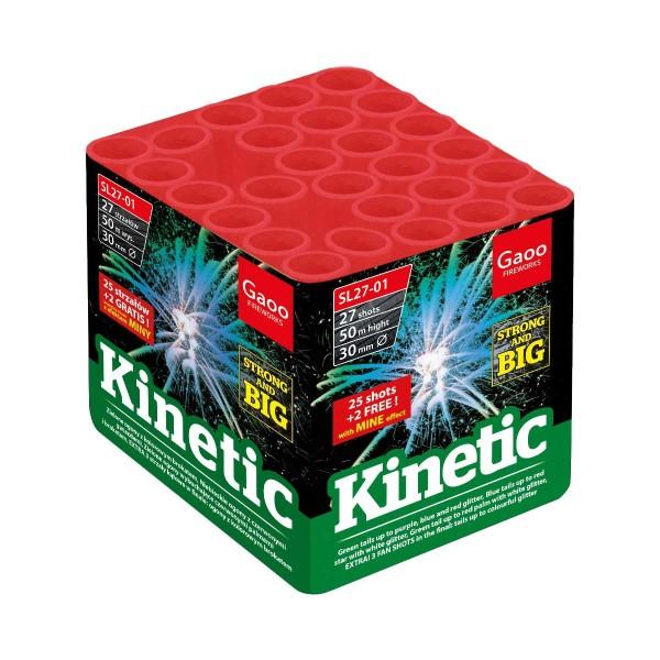 Kinetic Kategorie F3 Batteriefeuerwerk GAOO