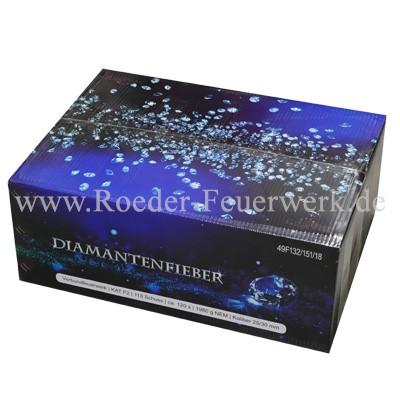 Diamantenfieber Verbundfeuerwerk Röder Feuerwerk