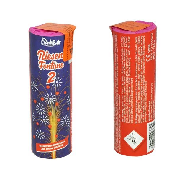 Riesenfontäne Nr. 2 von Funke Fireworks