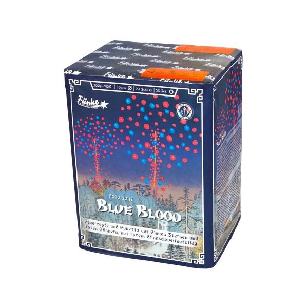 Blue Blood FC30-20-17 Batteriefeuerwerk funke