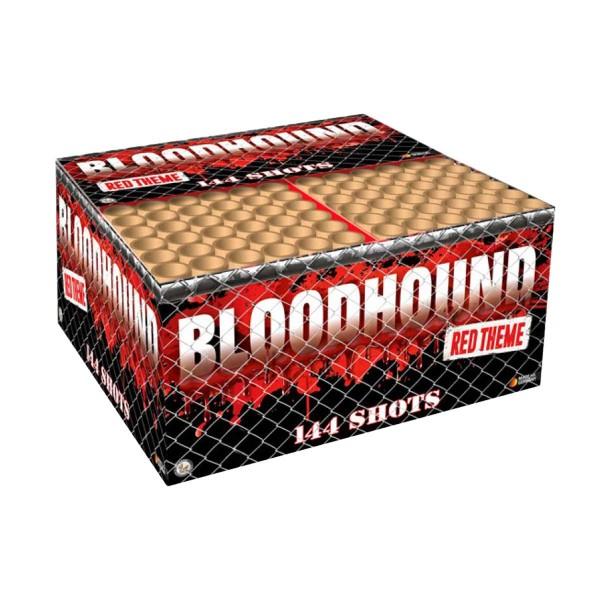 Bloodhound Verbundfeuerwerk Lesli Feuerwerk