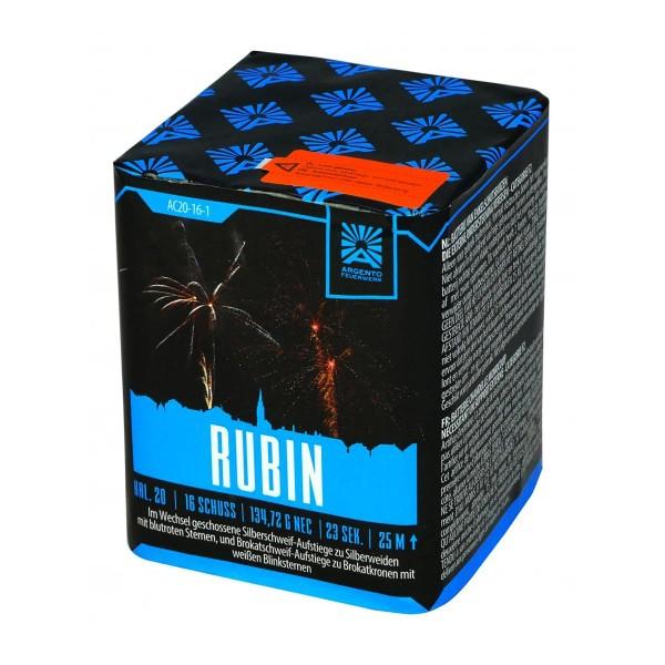 Rubin von Argento Feuerwerk im Feuerwerk Shop kaufen