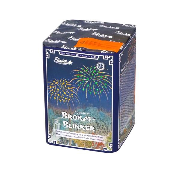 Brokat-Blinker (FC25-16-2) Batteriefeuerwerk funke