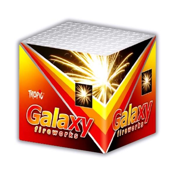 Galaxy Kategorie F3 Batteriefeuerwerk Tropic
