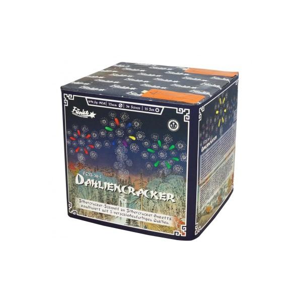 Dahliencracker (FC25-36-1) Batteriefeuerwerk funke