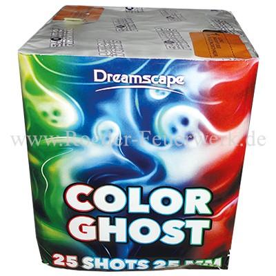 Color Ghost 2er-Kiste Batteriefeuerwerk evolution Feuerwerk