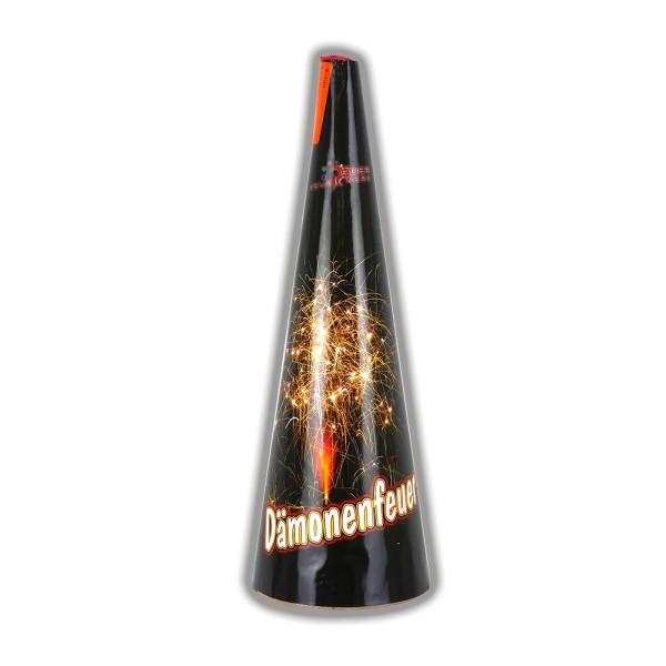 Großer Feuerwerksvulkan Dämonenfeuer von Röder Feuerwerk