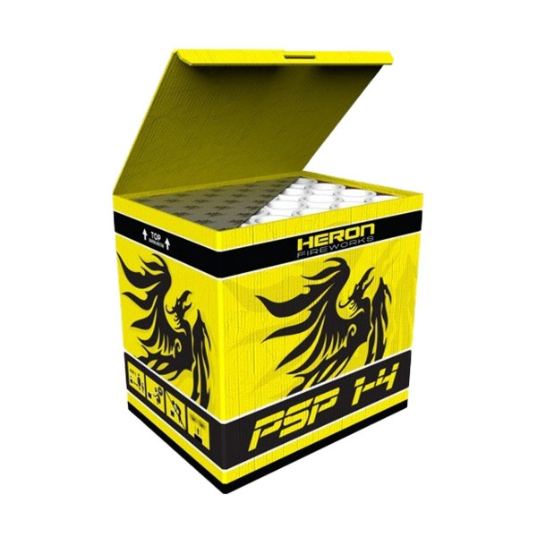 Pyro Show Pack 1- 04 Batteriefeuerwerk Heron Feuerwerk