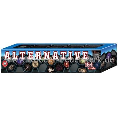 Alternative 154 Verbundfeuerwerk Piromax